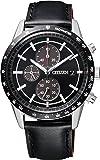 [シチズン]CITIZEN 腕時計 Citizen Collection シチズン コレクション Eco-Drive エコ・ドライブ メタルフェイス クロノグラフ CA0455-02E メンズ