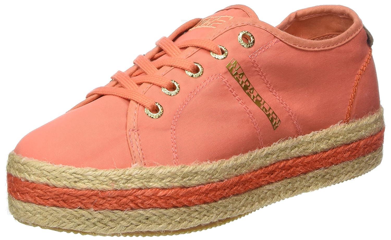 naranja (Coral N53) NAPAPIJRI FOOTWEAR Hope, Alpargatas para mujer