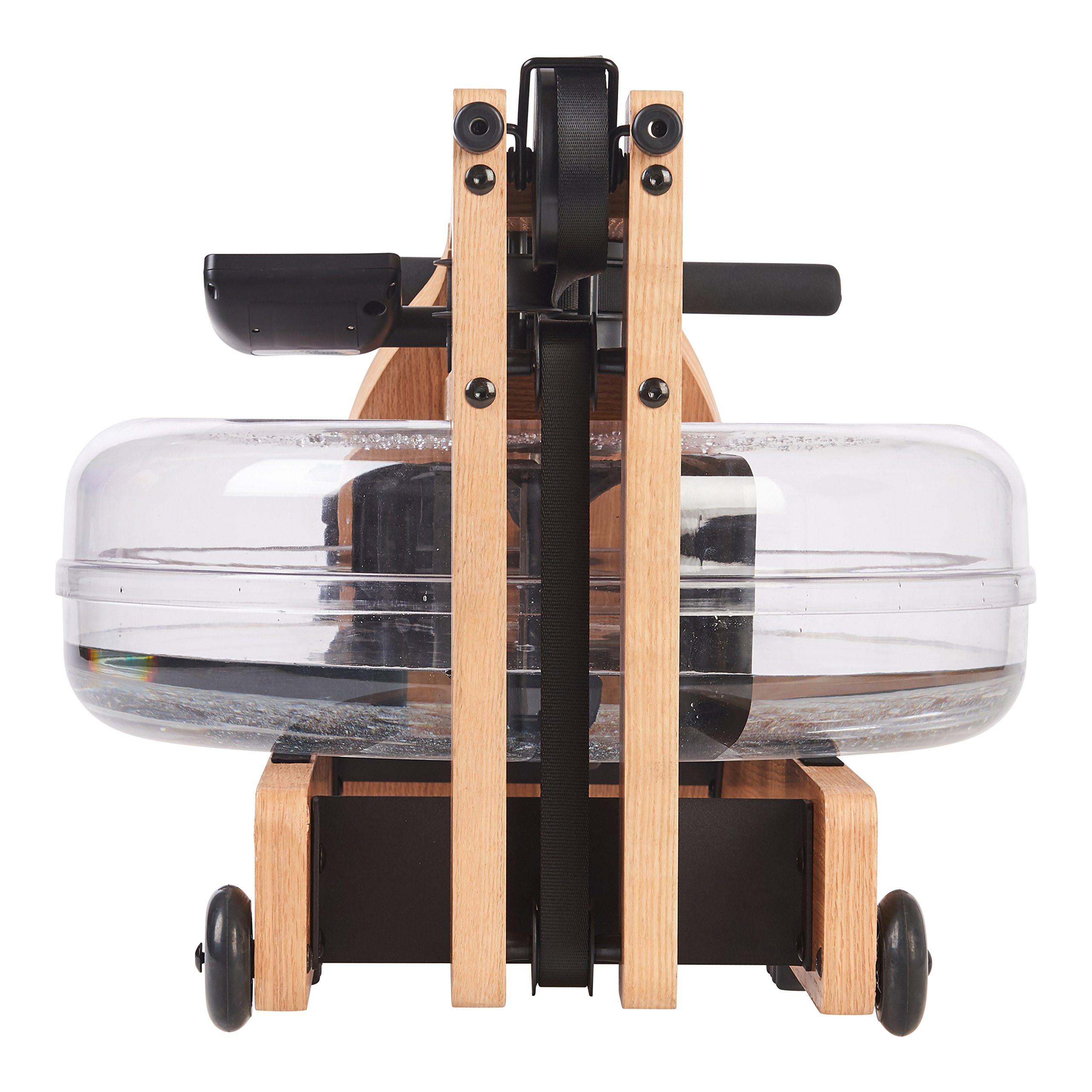 Incline Fit Wood Water Rowing Machine with Monitor by Incline Fit (Image #4)
