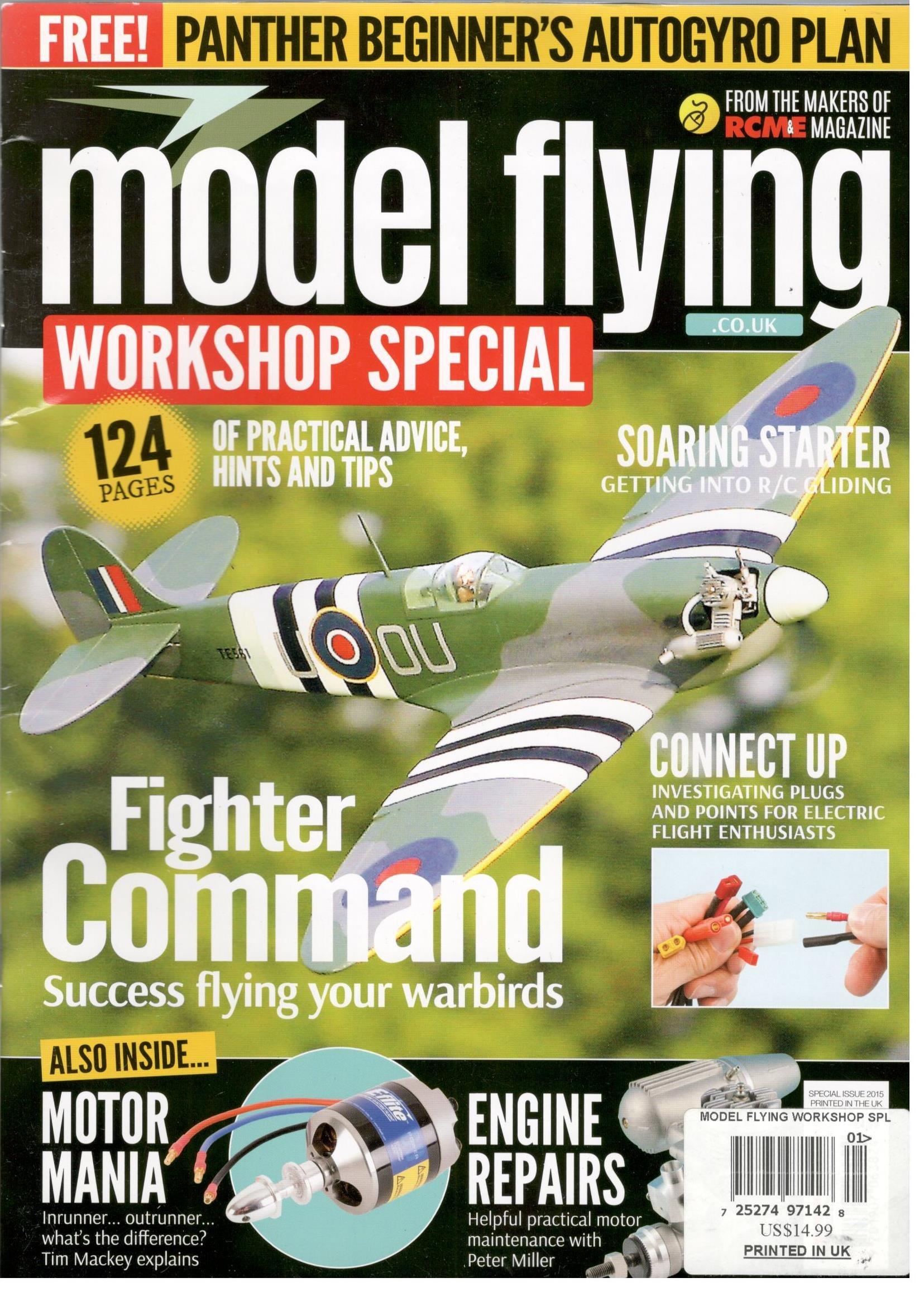 Model Flying Workshop Special ebook