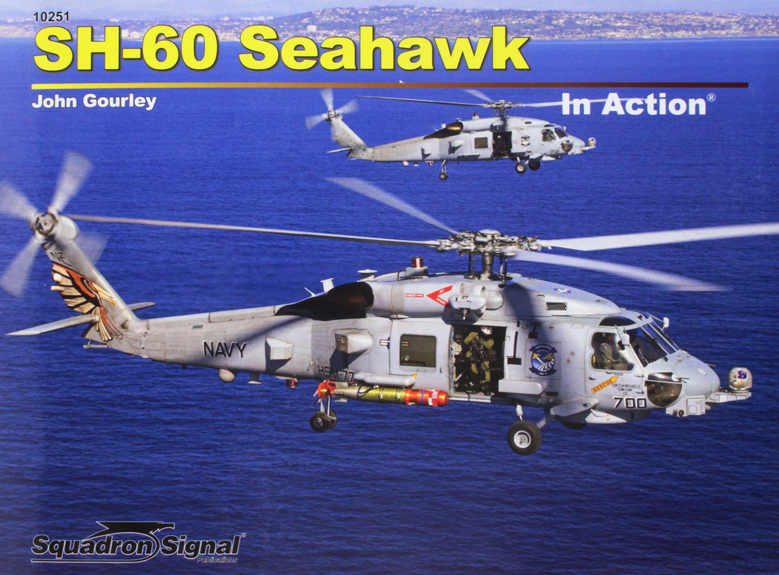 Amazon   Sh-60 Seahawk in Acti...