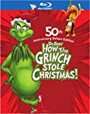 How The Grinch Stole Christmas: 50th Anniversary Deluxe Edition [Blu-ray]