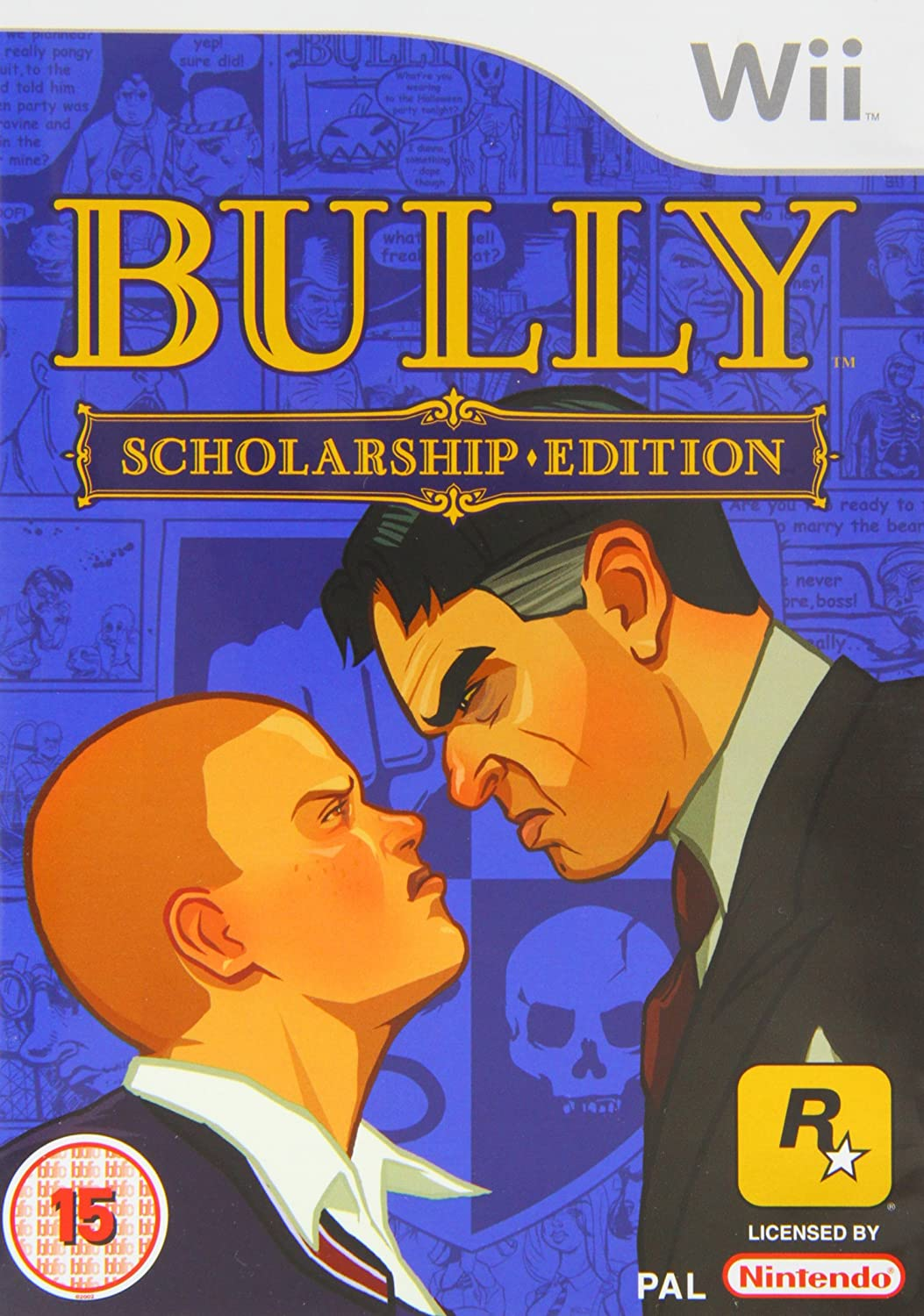 Bully: Scholarship Edition (Version Inglesa): Amazon.es: Videojuegos