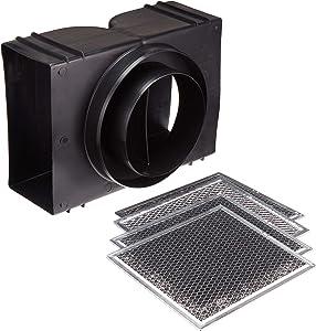 Whirlpool W10692909 Range Hood Recirculation Kit