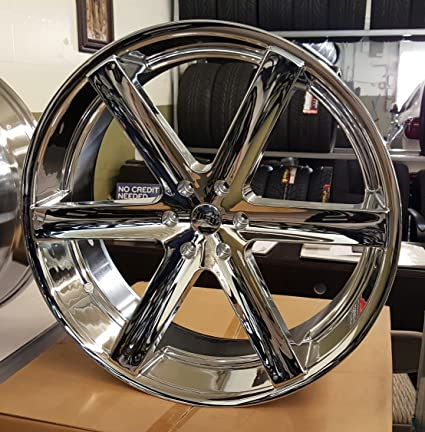 Amazon Com 28 Inch Strada Fucile Wheels Rims Tires Fit Ford