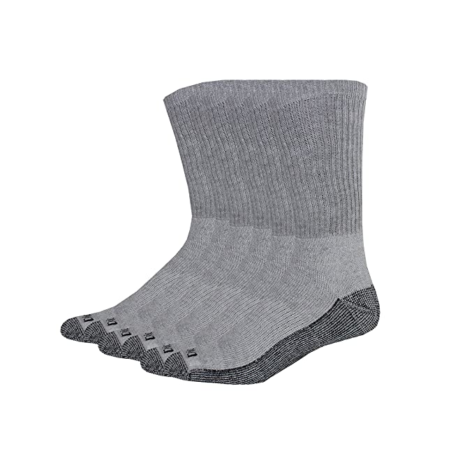 Dickies - Pack de 6 hombre dri-tech comodidad calcetines: Amazon.es: Ropa y accesorios