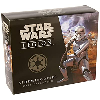 Star Wars: Legion - Stormtroopers Unit Expansion: Toys & Games