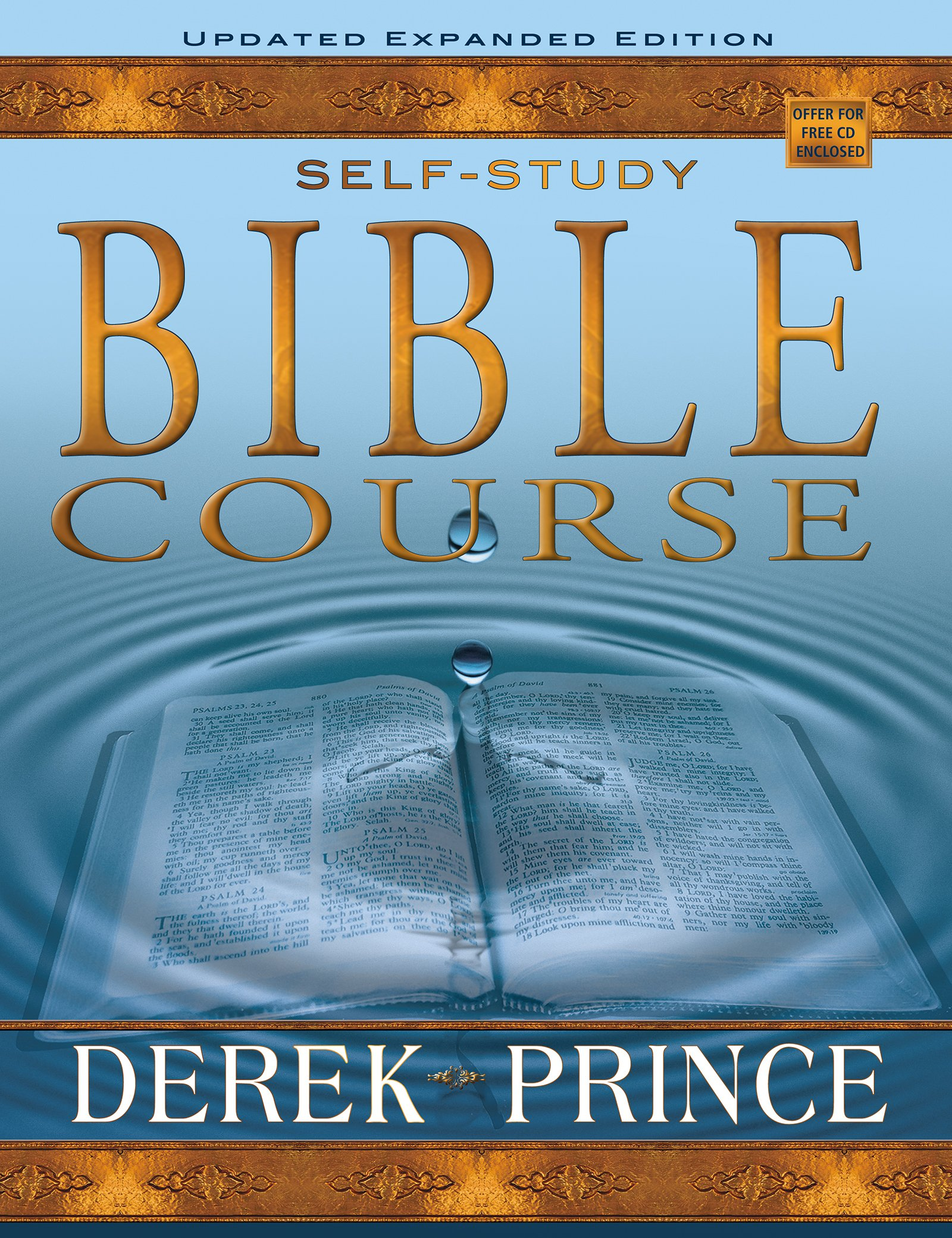 Self-Study Bible Course (Expanded): Derek Prince