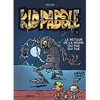 Kid Paddle 11 Retour de la momie qui pue ...