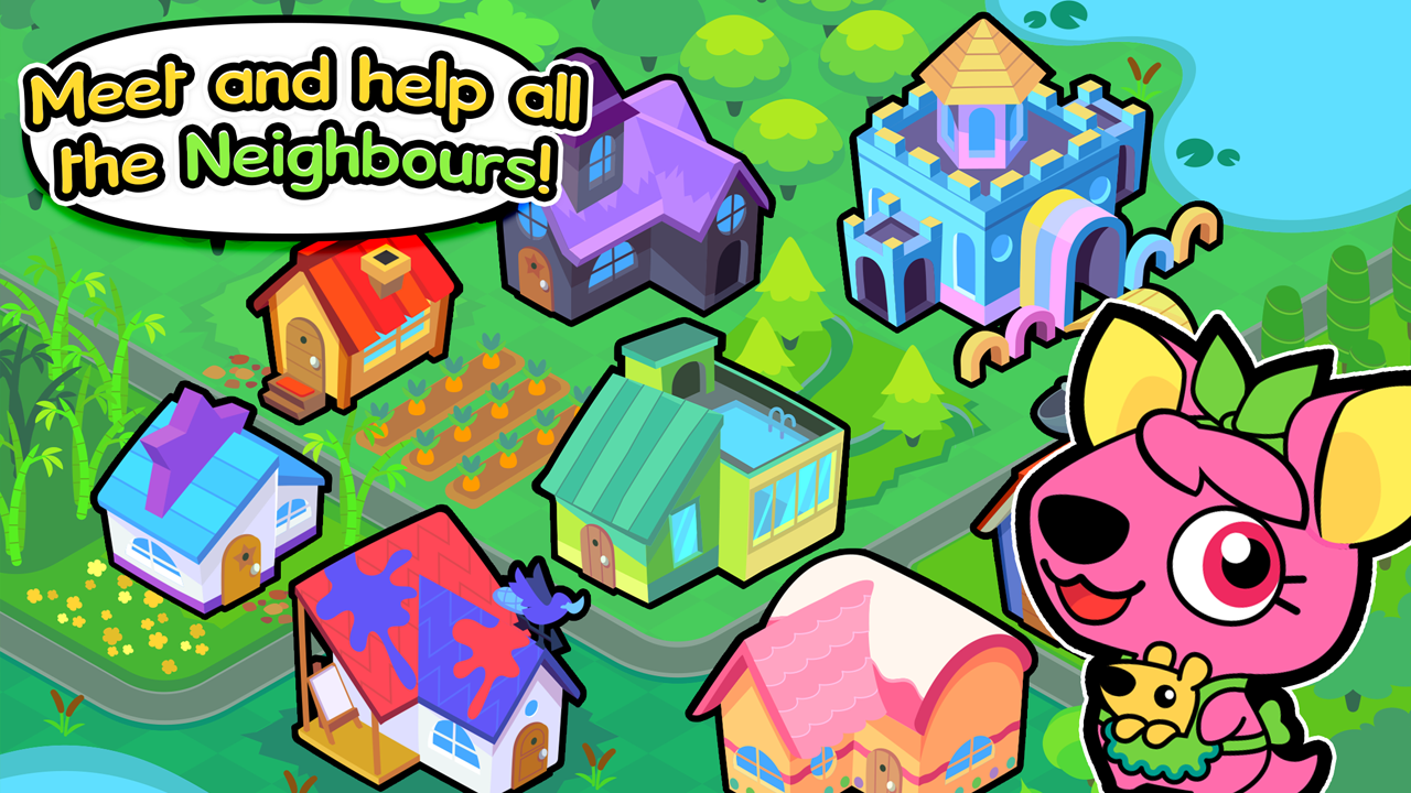 Amazon.com: Forest Folks - Pet Home Designer: Appstore for Android