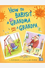 How to Babysit a Grandma and a Grandpa boxed set (How To Series) Hardcover