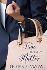 A Time for Every Matter: A Christian Romantic Suspense Novel (An Offer of Grace Book 2) Kindle Edition