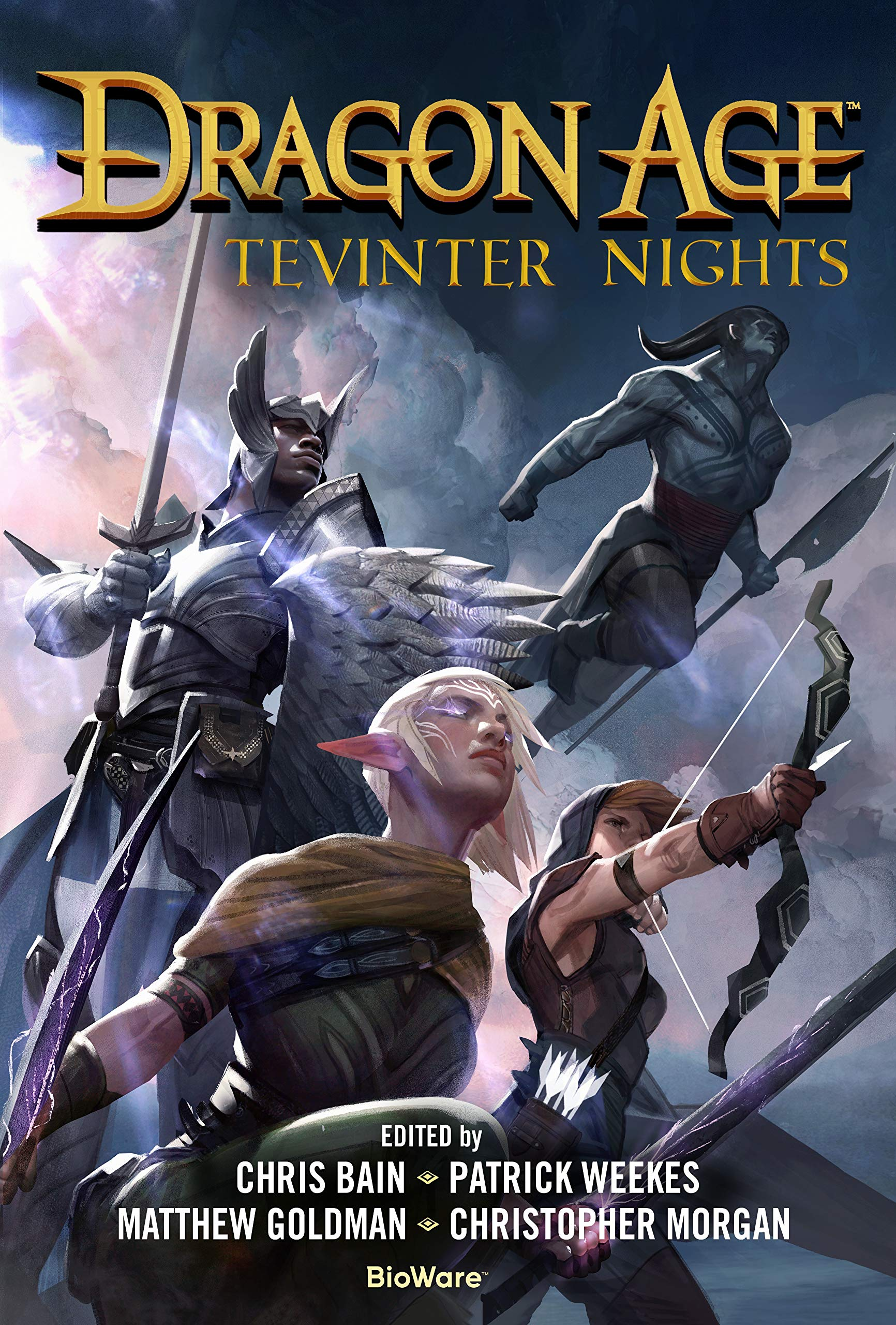 Dragon Age: Tevinter Nights: Weekes: 9780765337221: Amazon.com: Books