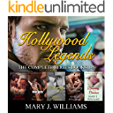 The Complete Hollywood Legends Contemporary Romance Bad Boy Series Box Set Books 1-5
