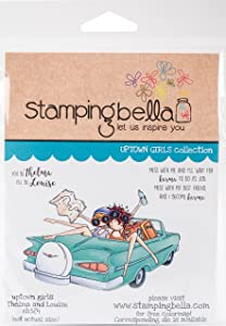 Stamping Bella Thelma & Louise Cling Stamps