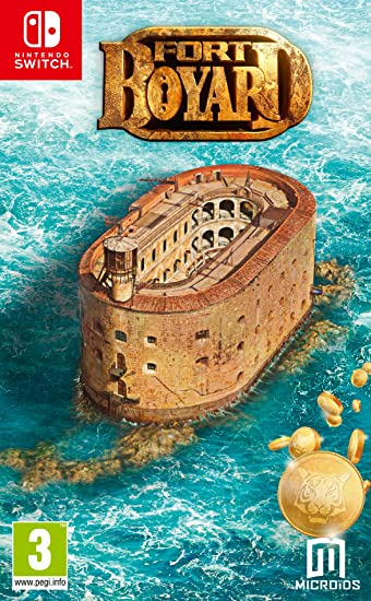 Fort Boyard - Nintendo Switch [Importación francesa]: Amazon.es ...