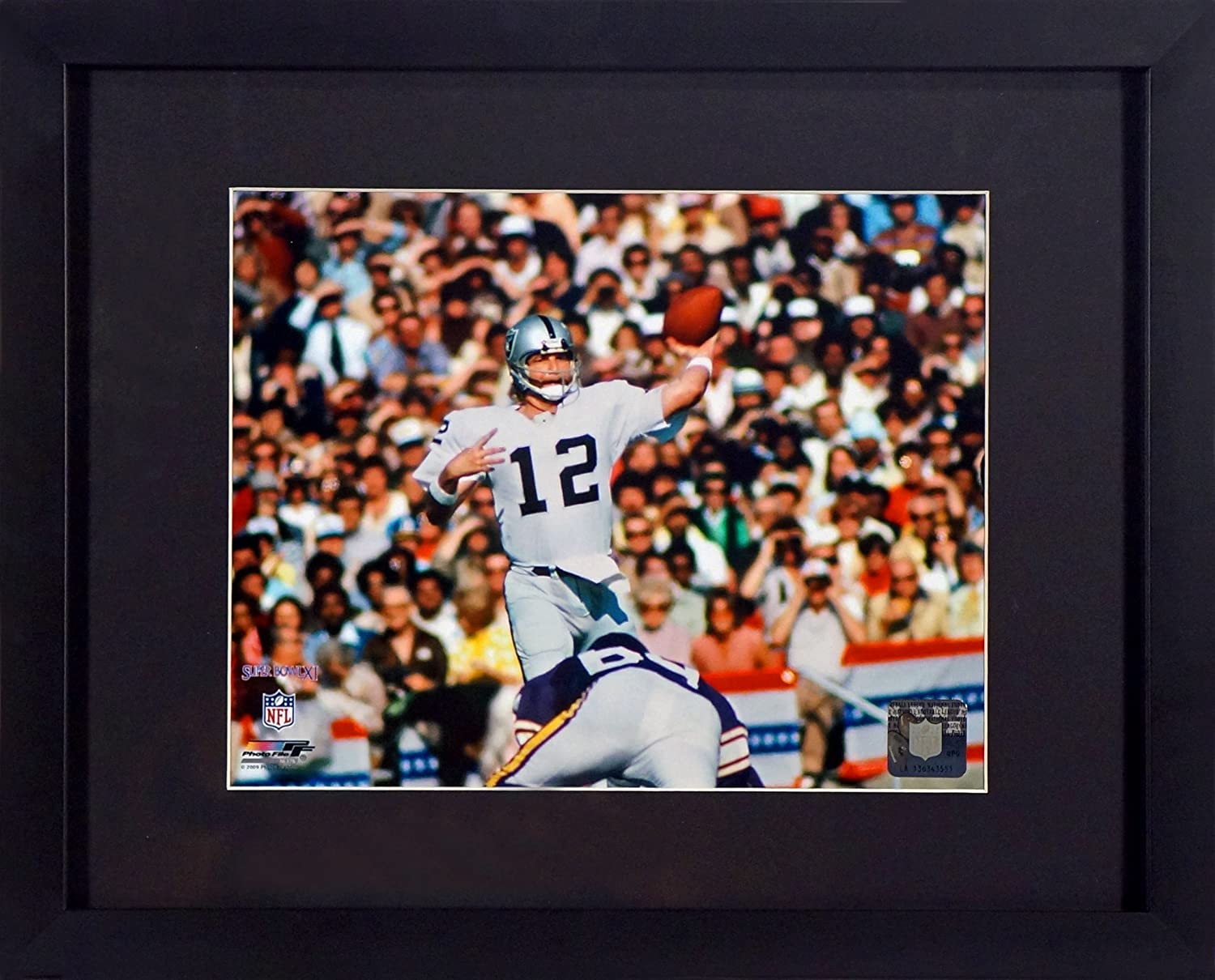 online store 670c9 20517 Amazon.com: Oakland Raiders Ken Stabler Super Bowl XI 8x10 ...