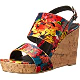 Wild Pair Women's Leona Wedge Sandal
