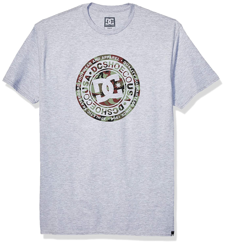 DC Mens Circle Star Short Sleeve 2