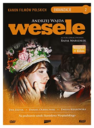Amazoncom Polish Movie Canon Film Adaptations Wesele Pal