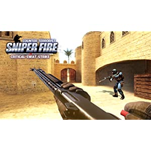 Counter Terrorist Sniper Fire Critical Swat Strike: Amazon.es: Appstore para Android