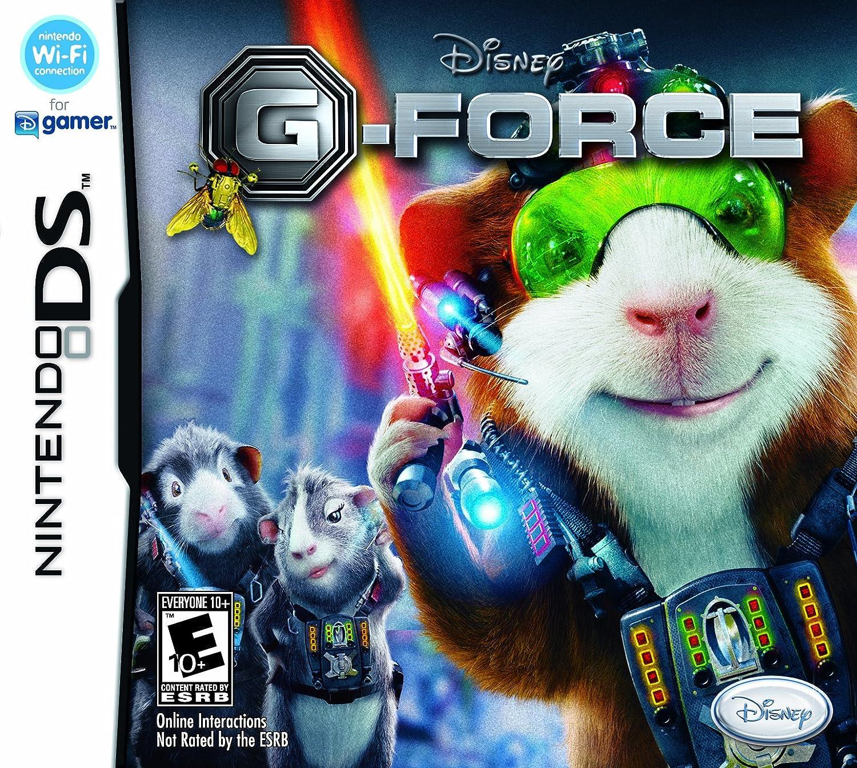 Amazon.com: G-Force - Nintendo DS: Video Games
