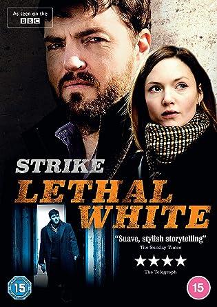 The Cormoran Strike Mysteries : Lethal White, l'adaptation BBC 91jIhsLL19L._AC_SY445_