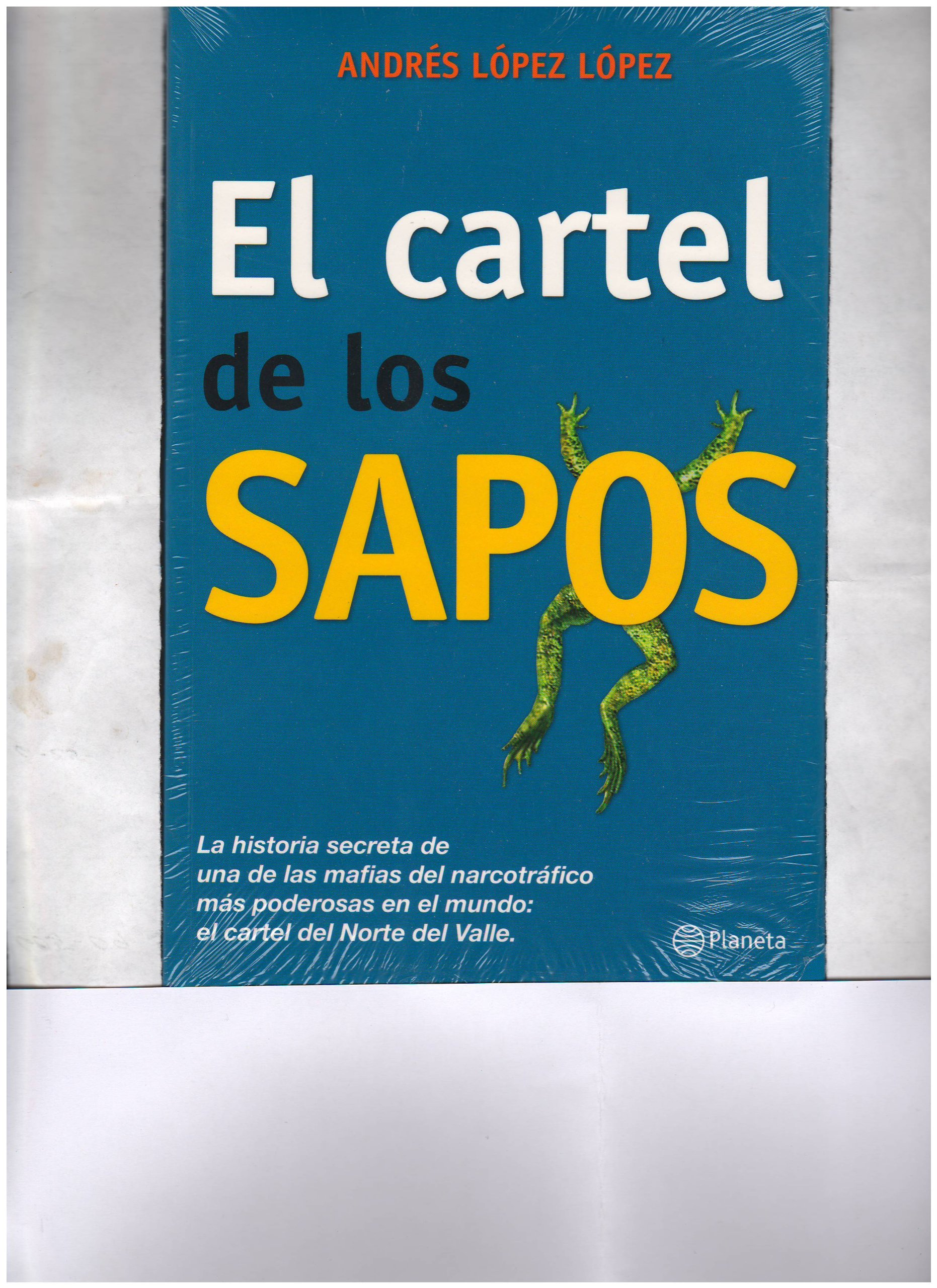 EL CARTEL DE LOS SAPOS: Amazon.com: Books