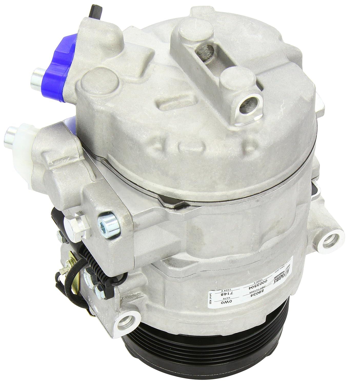 Nissens 89034 Compressor, air conditioning AutoMotion Factors Limited