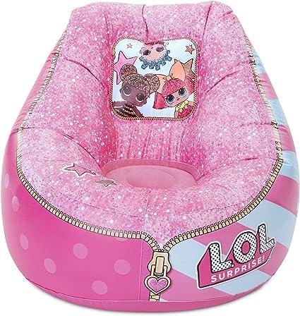 Amazon.com: L.O.L. ¡Sorpresa! Silla hinchable para niños ...