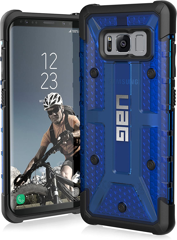 URBAN ARMOR GEAR [UAG] Samsung Galaxy S8 [5.8-inch Screen] Plasma Feather-Light Rugged [Cobalt] Military Drop Tested Phone Case