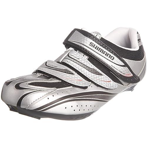 Shimano R077, zapatillas de ciclismo para hombre: Amazon.es: Zapatos y complementos