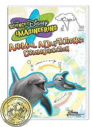 Amazon.com: The Science of Disney Imagineering Animal Adaptations ...