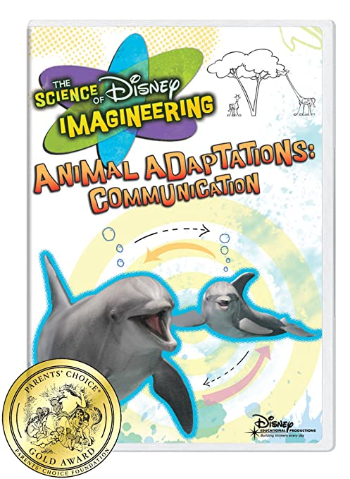 Amazon.com: The Science of Disney Imagineering Animal Adaptations ...