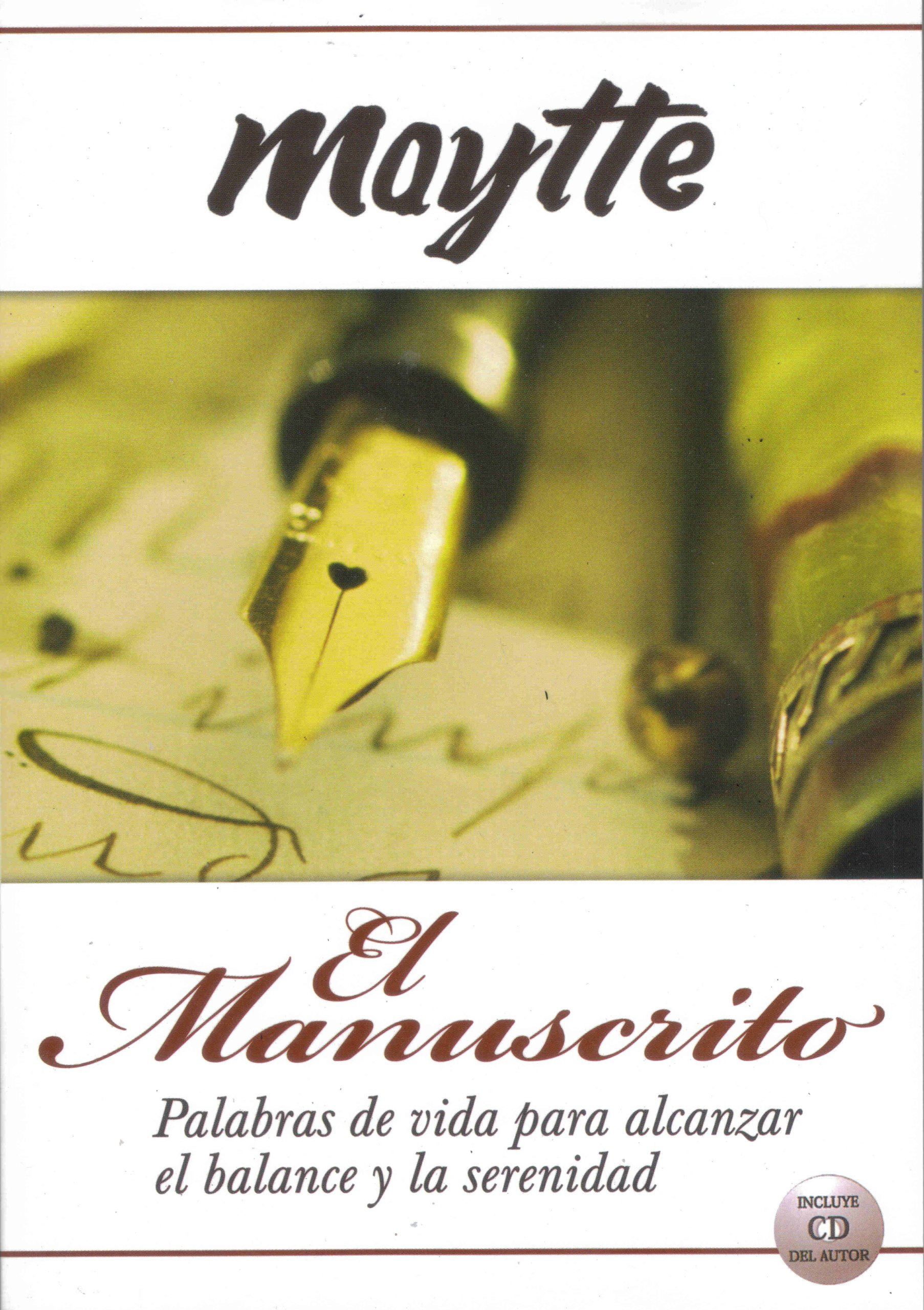 El Manuscrito (Spanish Edition): Maytte Sepulveda: 9789800711248: Amazon.com: Books