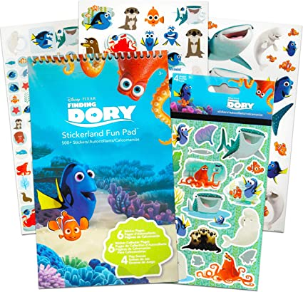4ct Finding Nemo Squirt Rings