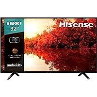 """Hisense 32"""" H5500F Android TV con control de voz (32H5500F, 2020)"""