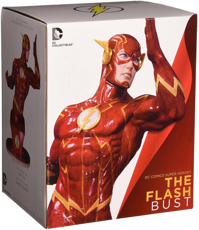 DC Comics Super Heroes Büste The Flash 14 cm