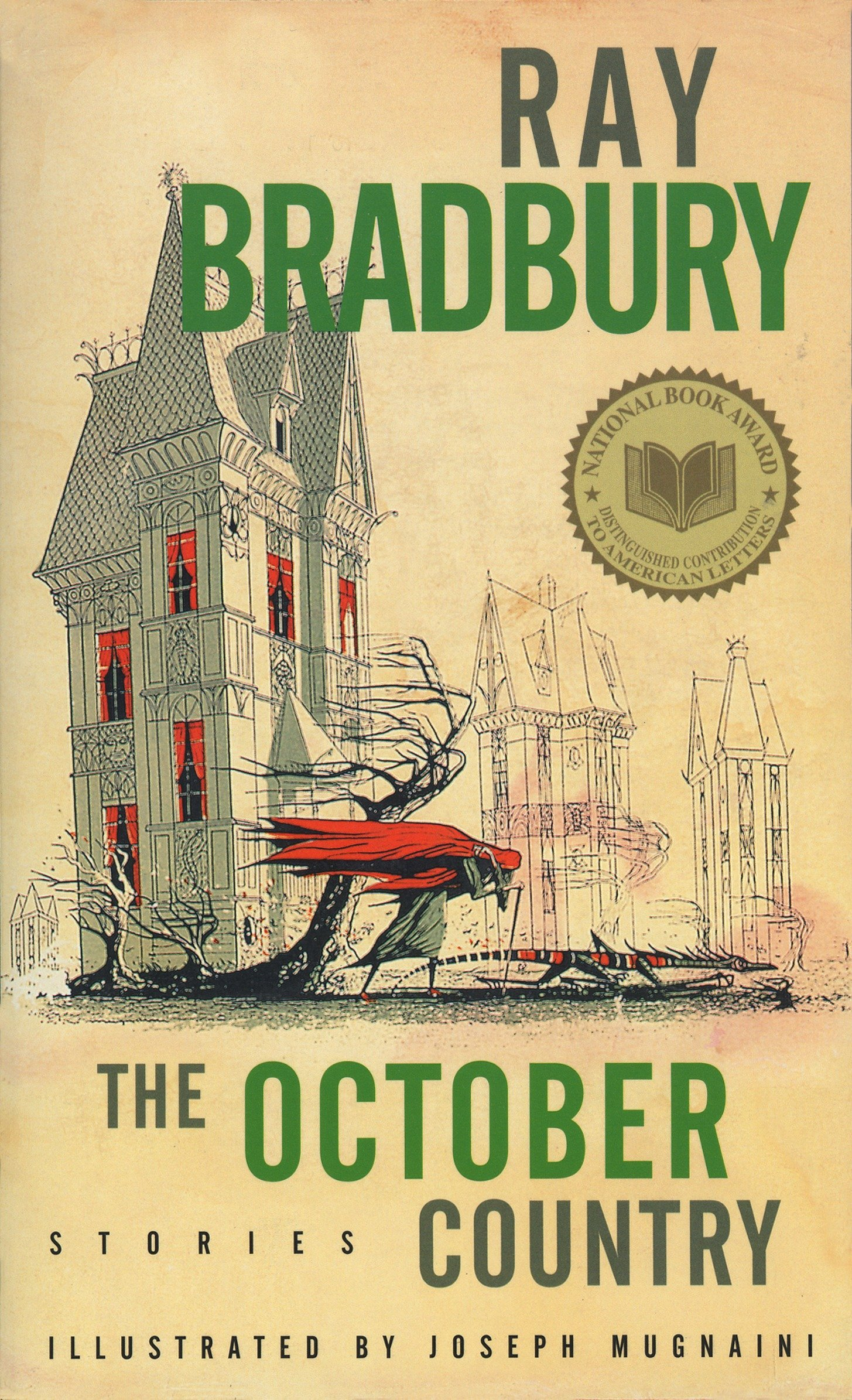 The October Country  Stories  Science Fiction