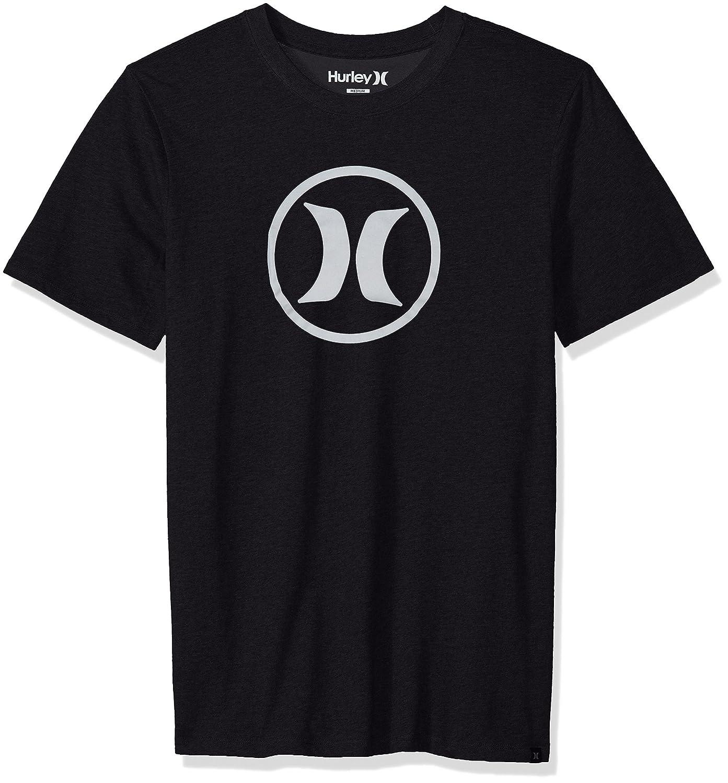 44309ff61203 Amazon.com  Hurley Men s Nike Dri-fit Premium Short Sleeve Tshirt  Clothing