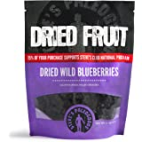 Steve's PaleoGoods, Dried Fruit Wild Blueberries, 6 oz