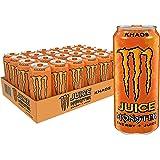 Monster Energy Juice Monster Khaos, 能量饮料, 16盎司/473毫升(24件装)