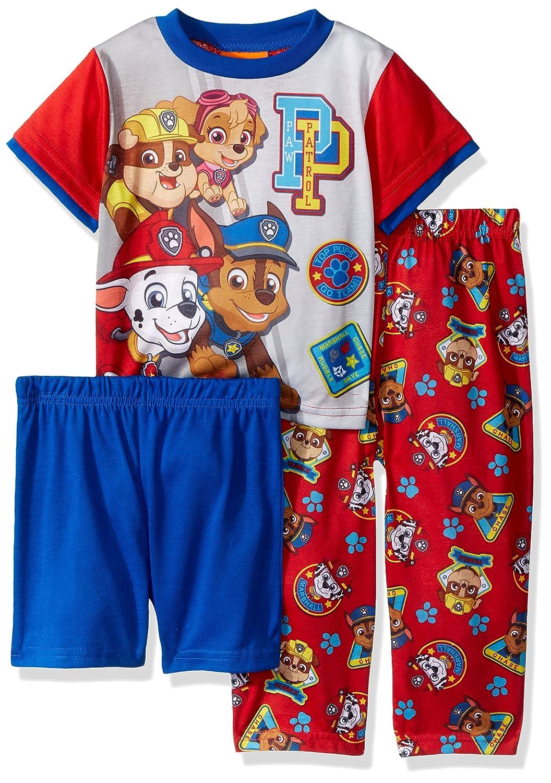 Nickelodeon Paw Patrol Chase /& Marshall Conjuntos de Pijama para Ni/ños