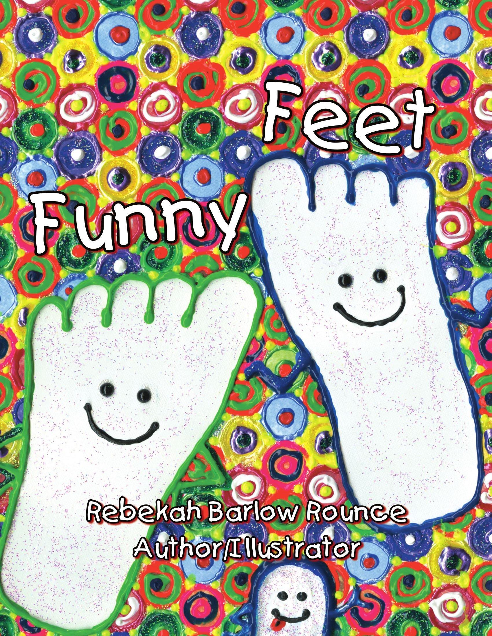 Read Online Funny Feet PDF