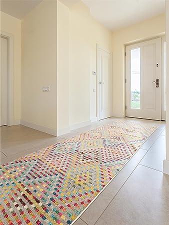 Benuta Teppich benuta teppich läufer casa multicolor 70x240 cm moderner teppich
