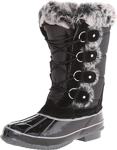 Amazon.com | Khombu Women's Bryce Snow Boot | Snow Boots