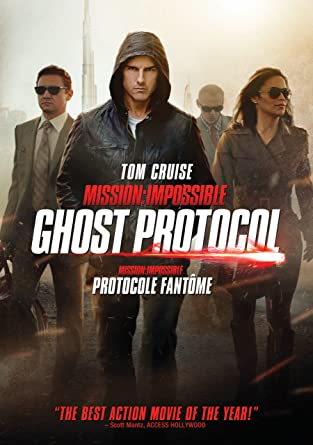 Amazon Com Mission Impossible Ghost Protocol Protocole