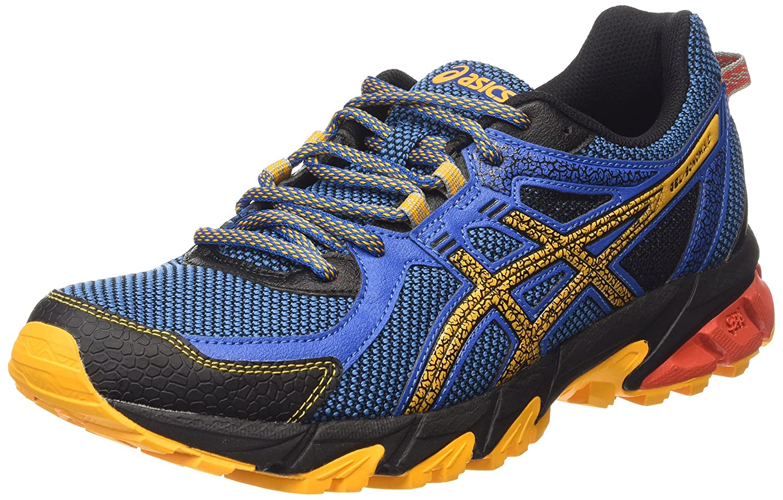 Asics Gel-Sonoma 2, Herren Laufschuhe, Blau (Snorkel Blue/Apricot/Black  4209), 46.5 EU: Amazon.de: Schuhe & Handtaschen