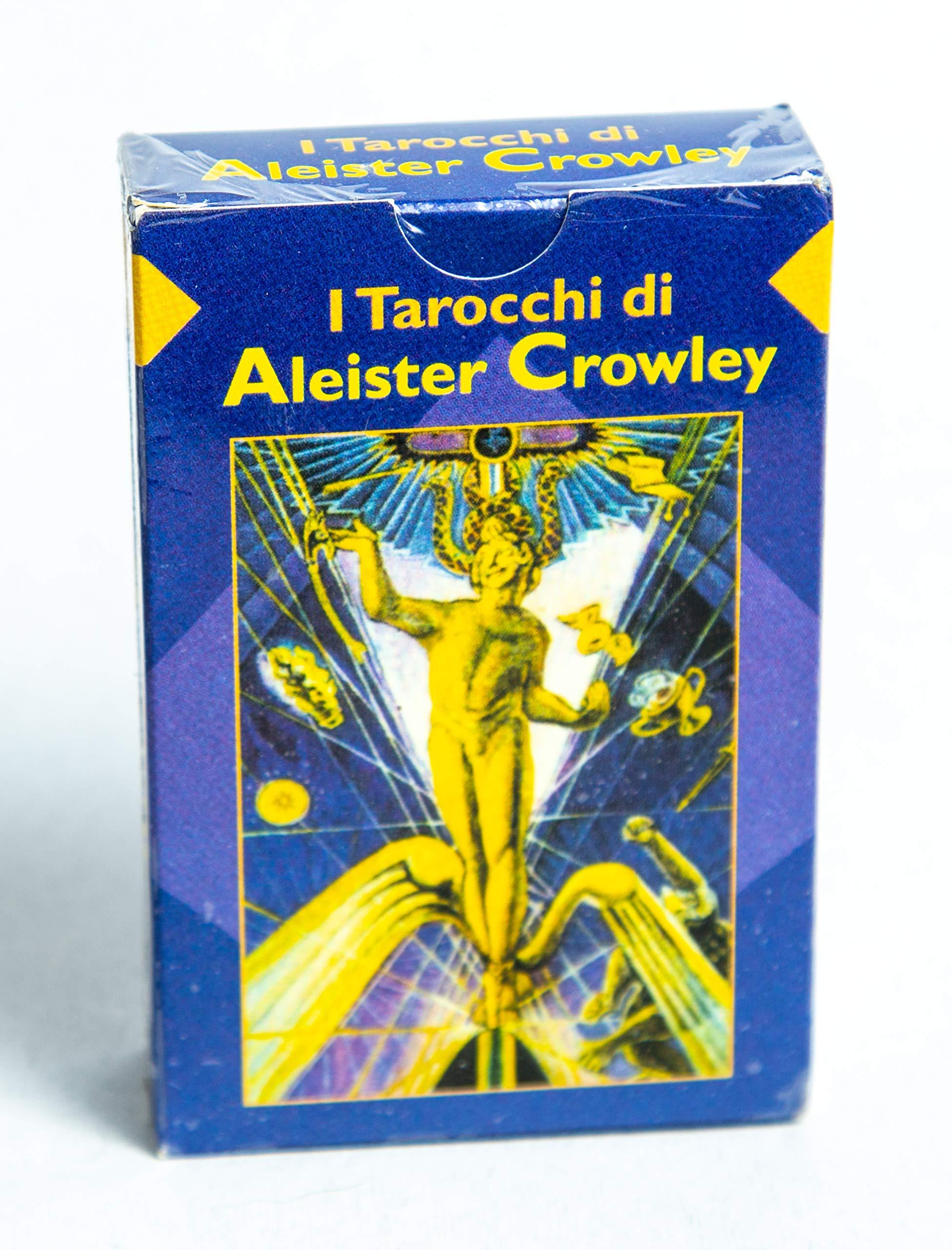 78 Regular sz Tarot Card THOTH Aleister Crowley Frieda Harris Easter Gift