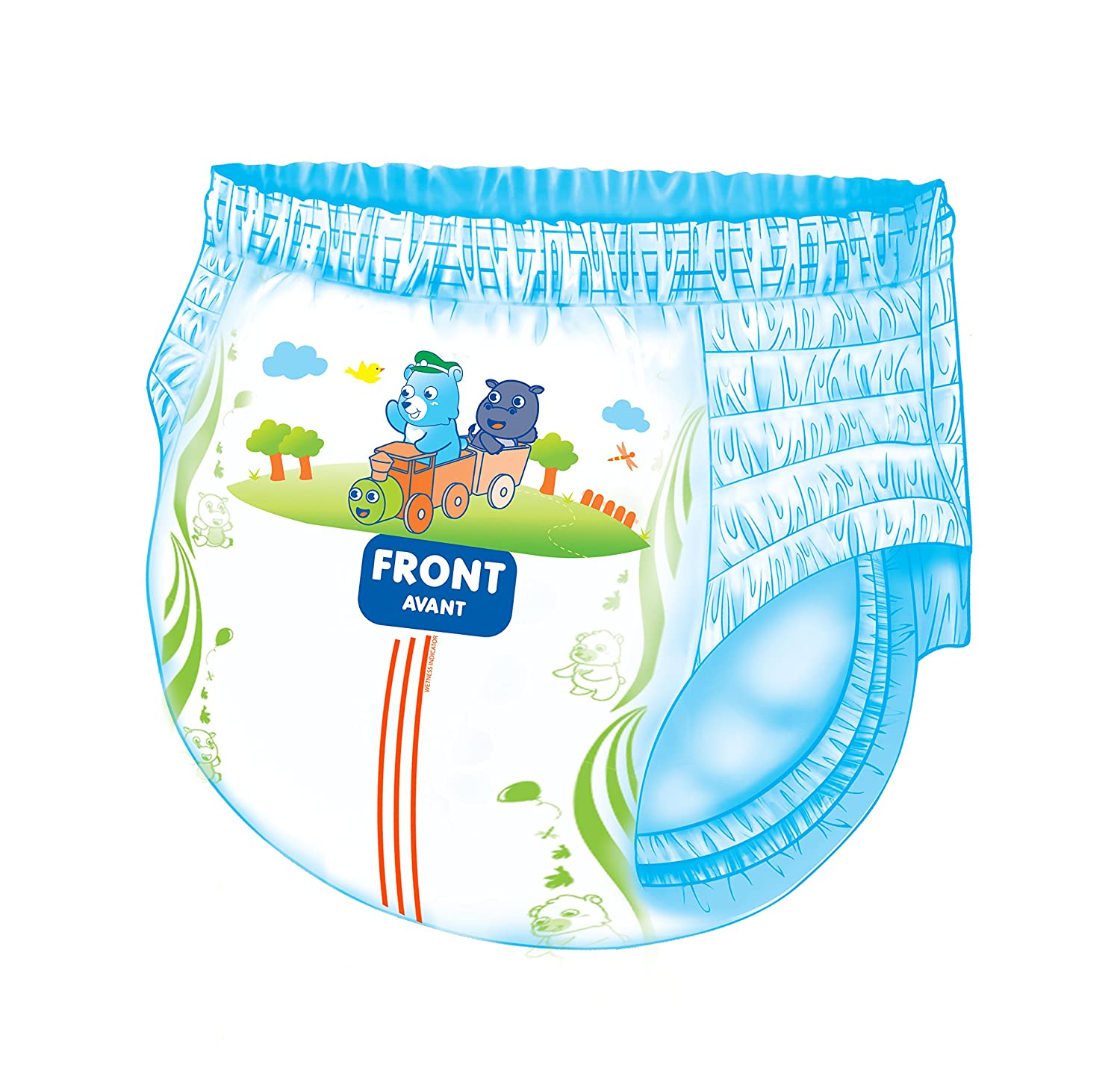Buy Sweety Fit Pantz Jumbo Pack Baby Diaper Large 11 To 15 Kg Popok Bayi Comfort Gold Tape M 48 Of 34 Pieces Online At Low Prices In India
